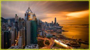 Гонконг - Китай