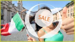 Горящий тур в Италию