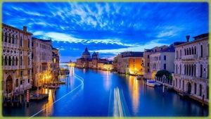 Гранд-канал - Венеция (Италия)