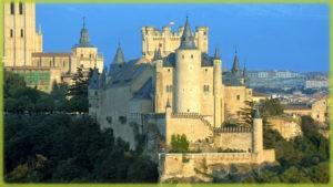 Алькасар - замок в Сеговии