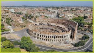 Колизей - крупнейшим амфитеатром римского мира