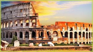 Колизей  - Италия