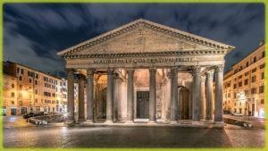 Пантеон - храм всех римских богов