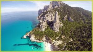 Пляж Кала-Голоритце (Cala Goloritze) - Италия