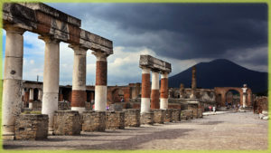Город древнего Рима – Помпеи