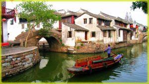 Чжоучжуан - Китай