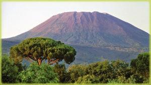 вулкан Везувий - Италия