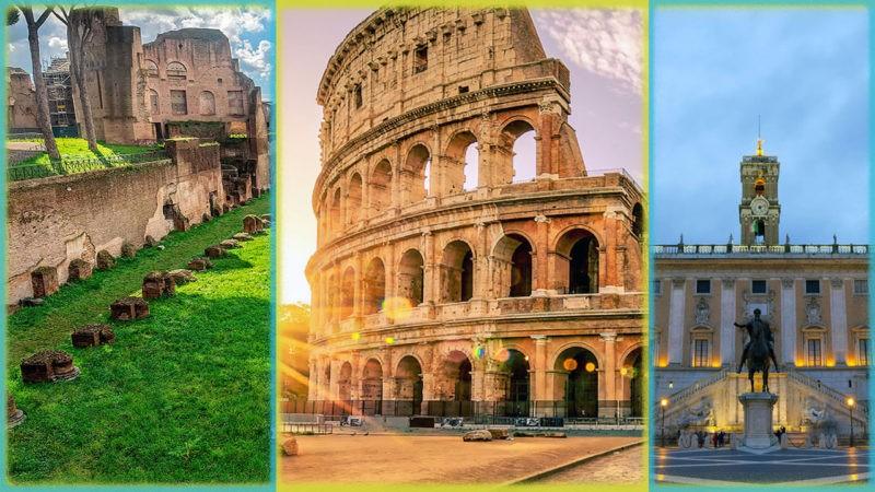 Рим и его достопримечательности