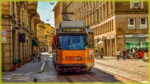 общественный транспорт в Италии