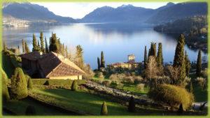 озеро Комо - Италия
