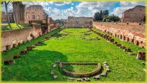 стадион Домициана в Риме