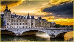 Что представляет собой город Париж