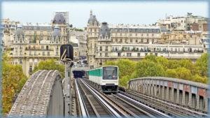 Передвижение по Франции