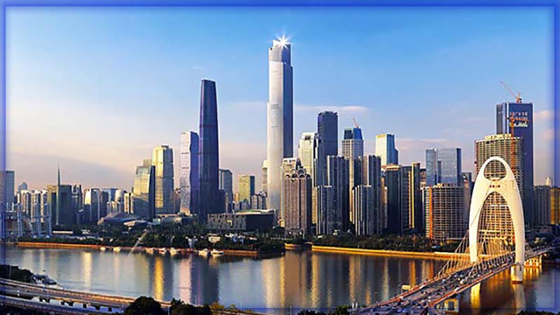 Гуанчжоу - Китай