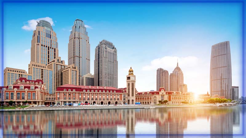 Тяньцзинь - Китай