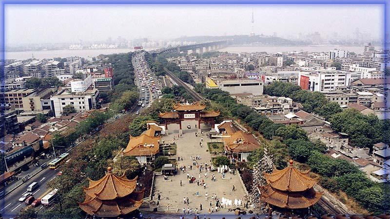 Ухань- Китай