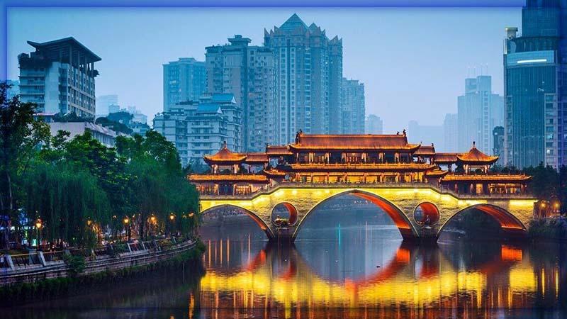 Чэнду - Китай