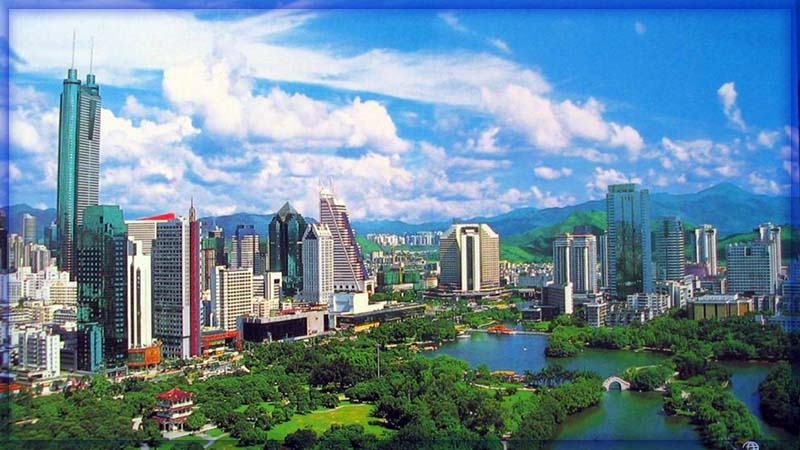 Шэньчжэнь - Китай
