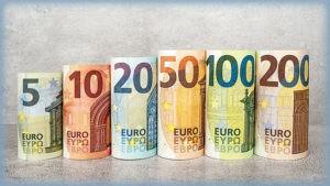 деньги Франции