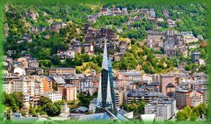Андорра-ла-Велья (Andorra la Vella — «Старая Андорра»)