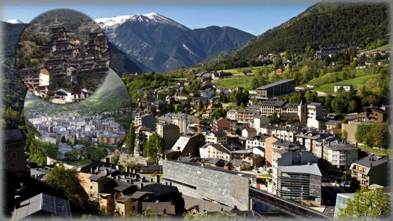 Крупнейшие города Андорры