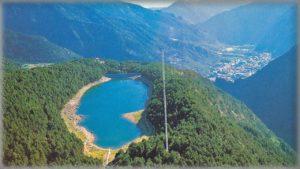 Озеро Энголастерс (Engolaster Lake)
