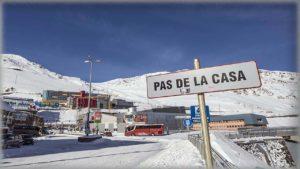 Пас-де-ла-Каса (Pas de la Casa) - Андорра