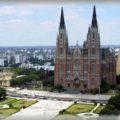 Аргентинский город Ла-Плата