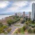 Аргентинский город Росарио